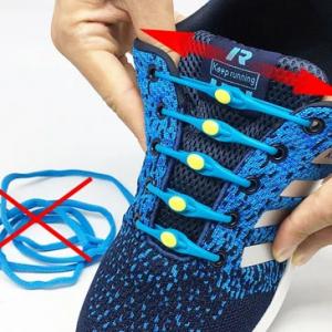 Lacets elastiques sans nœuds