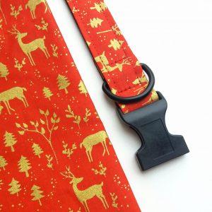 Collier de Noël pour chien