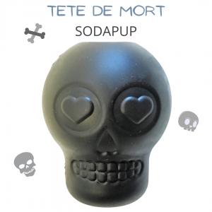 Tête de mort Sodapup - Pen ar dog