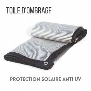 toile d'ombrage protection solaire by pen ar dog